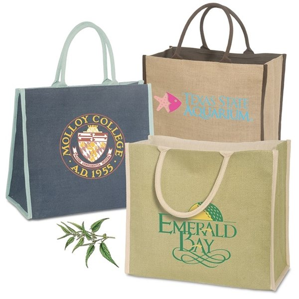 Promotional Super Jute Tote