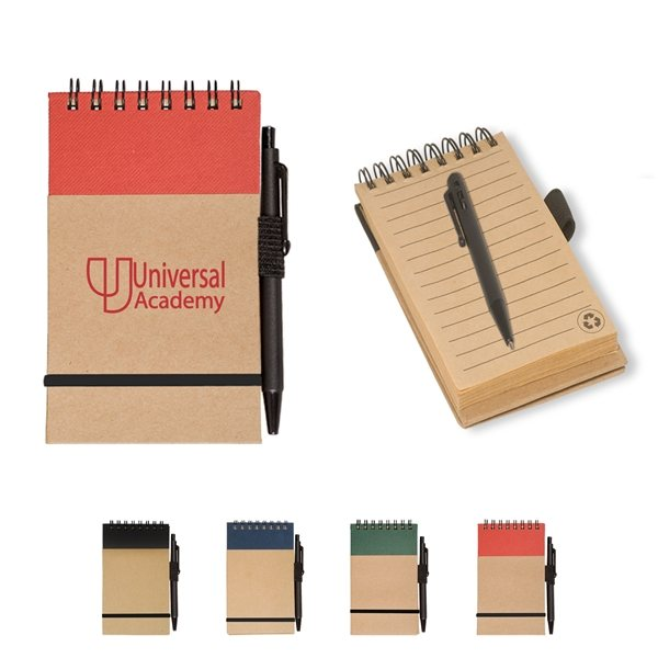 Promotional Pocket Eco - Note Jotter