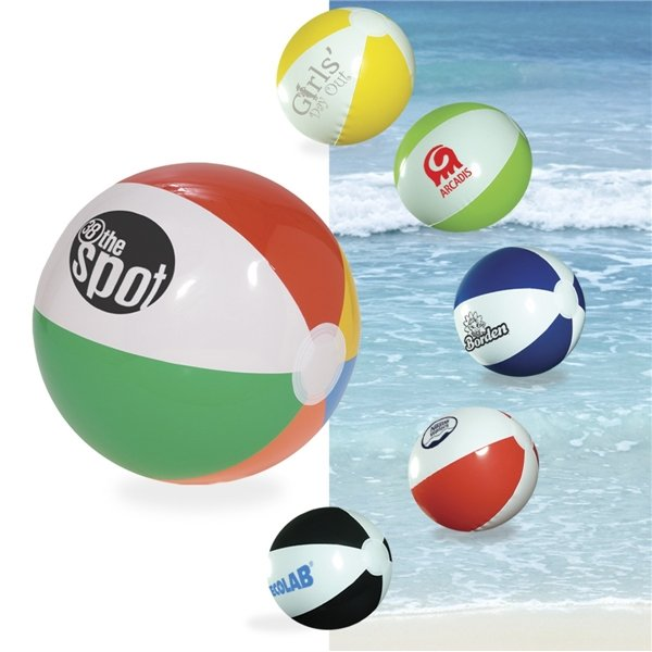 Promotional Classic Beach Ball