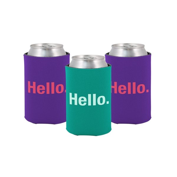 Promotional 1/8 Thick Can Coolie