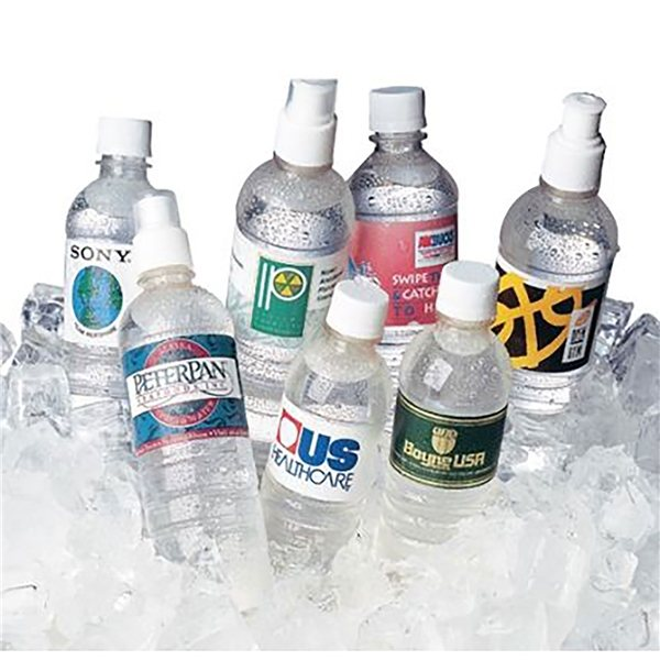 Promotional Sports Cap Bottled Water