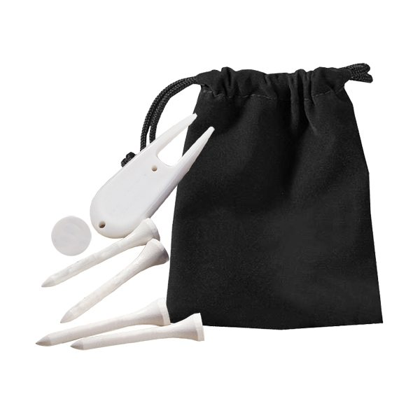 Promotional Deluxe Golf Kit in Pouch