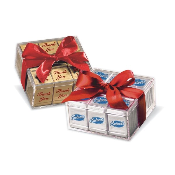 Promotional Chocolate Square Gift Set