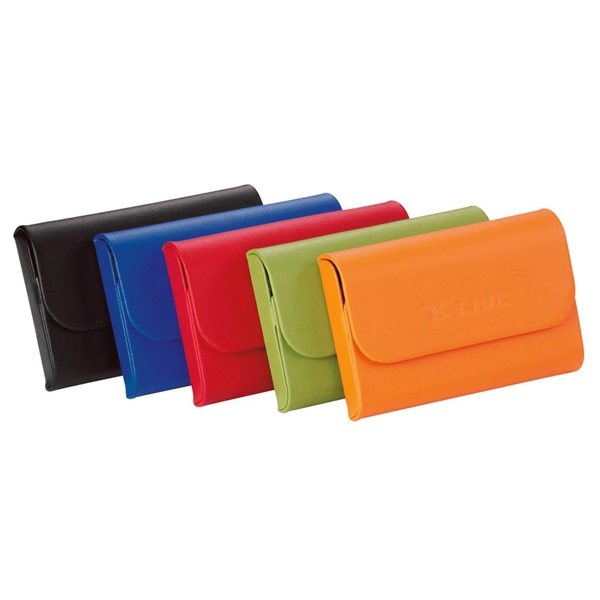Promotional Colorplay Card Holder