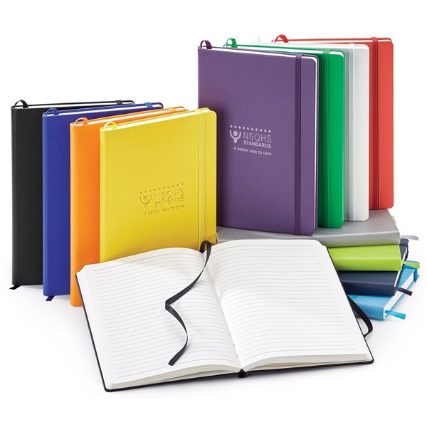 Promotional NeoSkin(R) Hard Cover Journal
