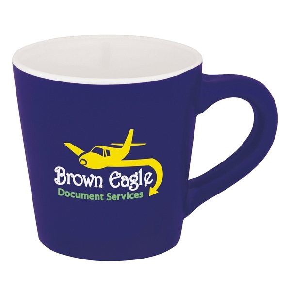 Promotional Matte Java Mug - 13 oz