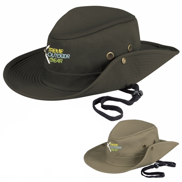 Promotional 100 Cotton Outback Cap