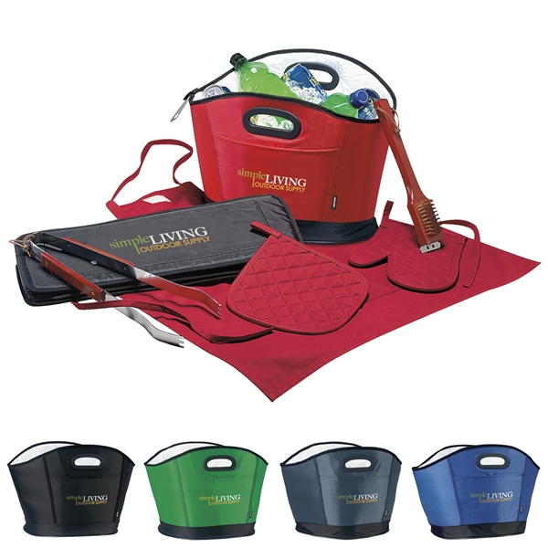 Promotional BBQ Gift Set