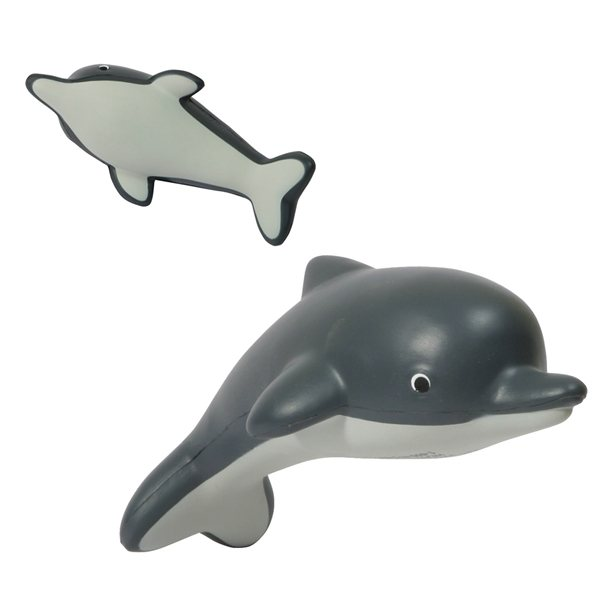 Promotional Dolphin - Stress Relievers