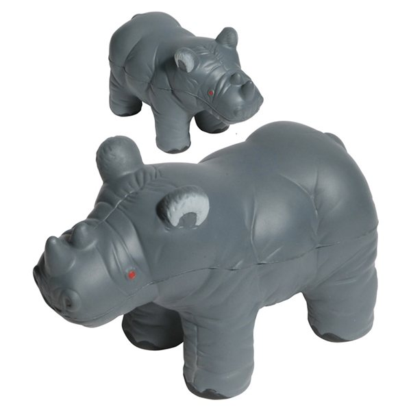 Promotional Rhino - Stress Relievers