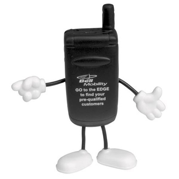Promotional Cell Phone Figure - Stress Relievers