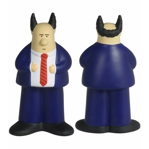 Boss Stress Relief Toys : The boss stress relievers corporate gifts