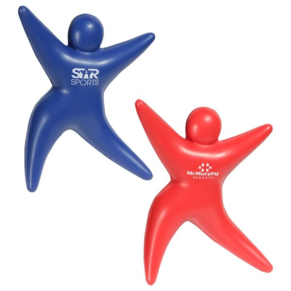 Promotional Starman - Stress Relievers