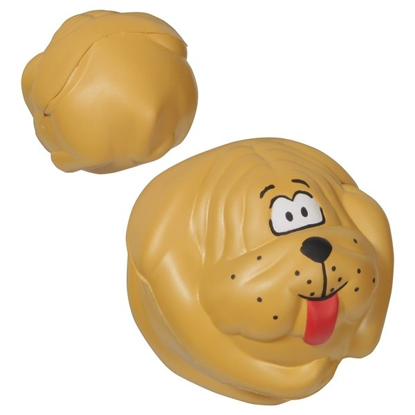 Promotional Dog Ball - Stress Relievers