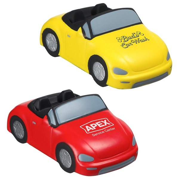 Promotional Convertible Car - Stress Relievers