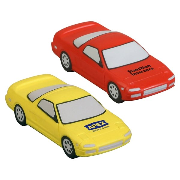 Promotional Sports Car - Stress Relievers