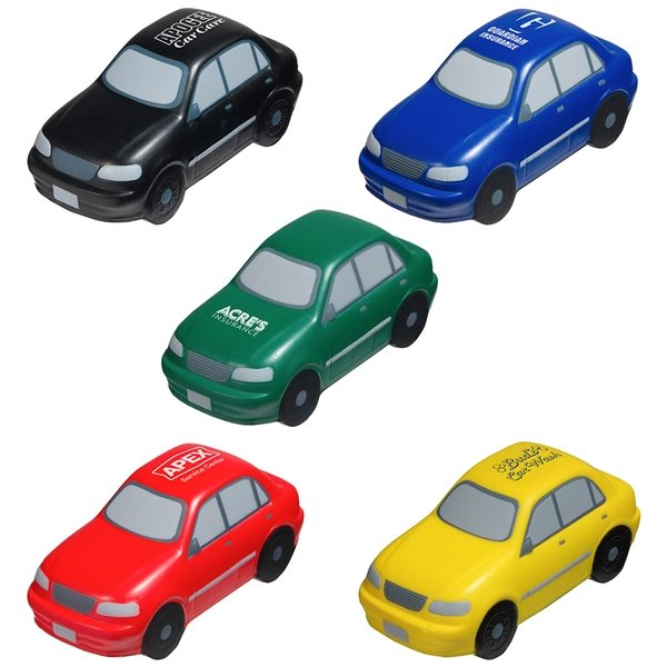 Promotional Sedan - Stress Relievers