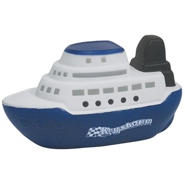 Promotional Cruise Boat - Stress Relievers
