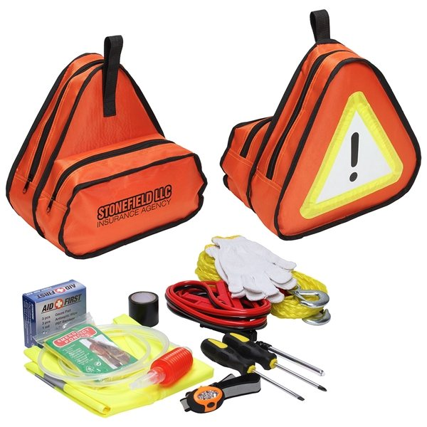 Promotional Road Rescue Car Kit