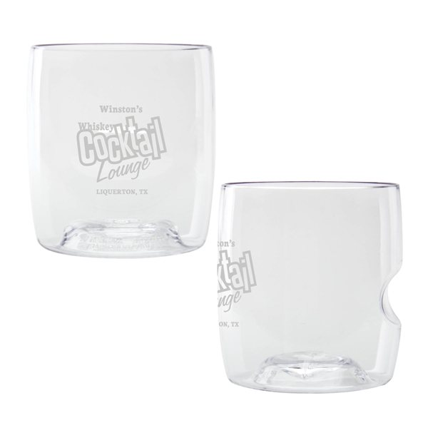 Promotional Govino(R) 14oz Whiskey Glass
