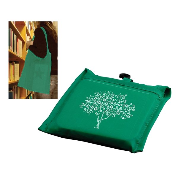 Promotional Reusable Fold - N - Go Tote