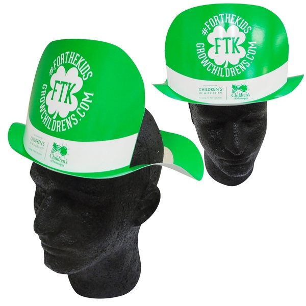 Promotional Derby hat - Paper Products
