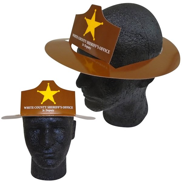 Promotional Trooper / Ranger Hat - Paper Products