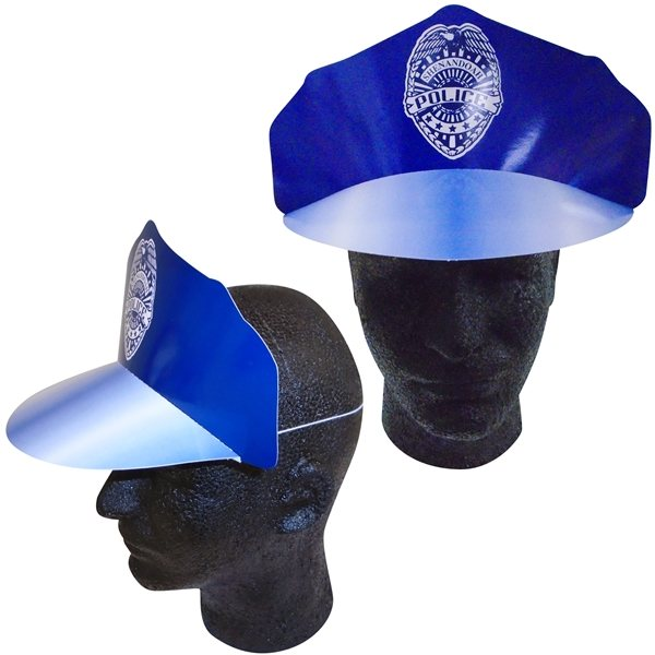 Promotional Police Hat - Paper Products