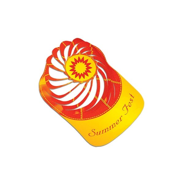Promotional Spiral Hat - Paper Products