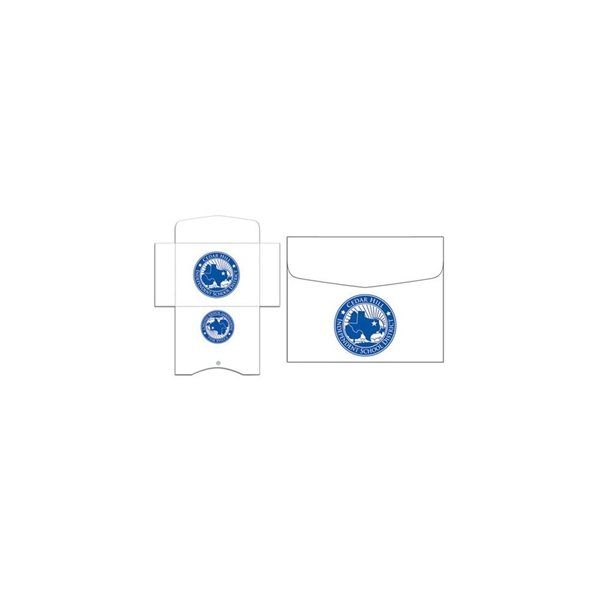 Promotional Document Folder - Paper Products