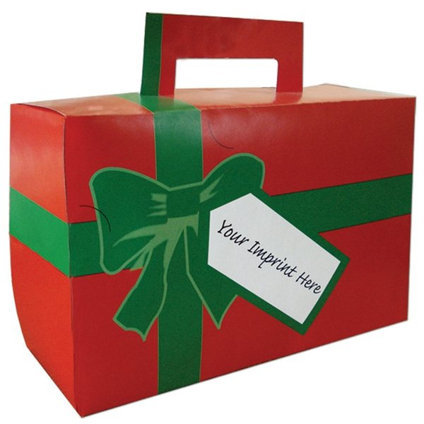 Promotional Holiday Donut Box - Paper Products