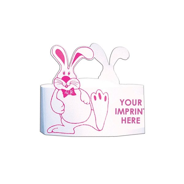 Promotional Bunny Hat - Paper Products