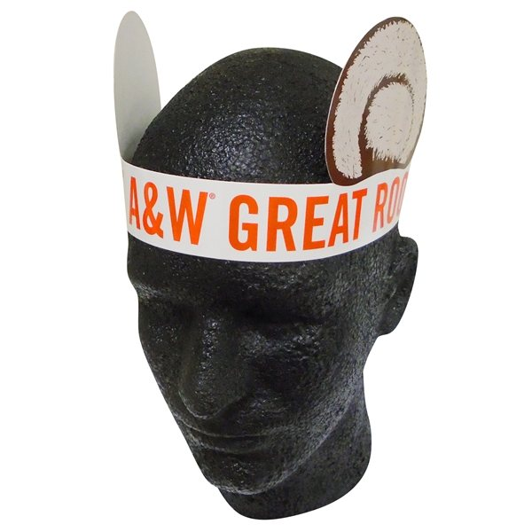 Promotional Teddy Bear Ears - Paper Products