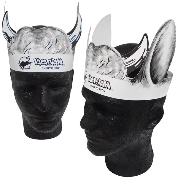 Promotional Cow Headband - Paper Products