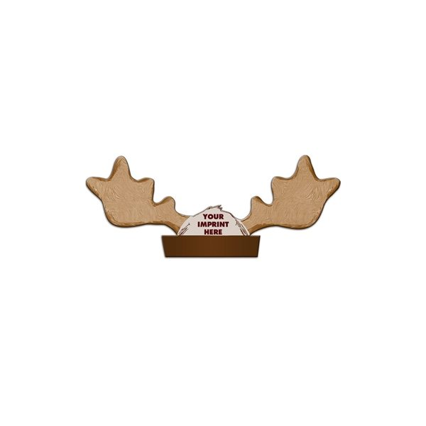 Promotional Moose Antlers - Paper Products