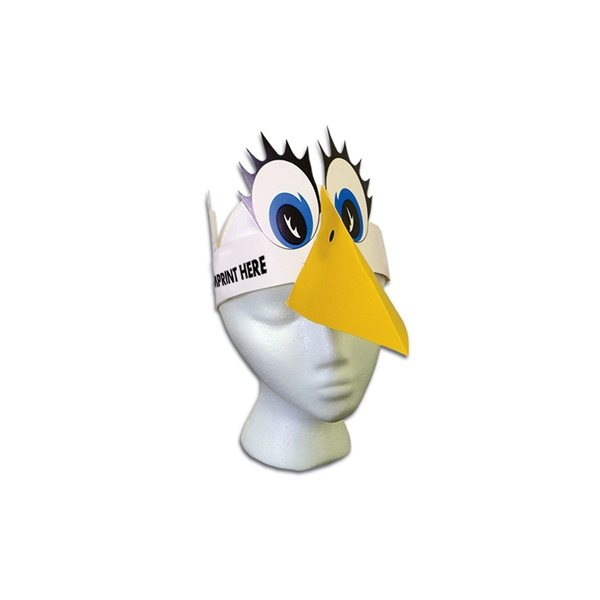 Promotional Bird Visor - Paper Products