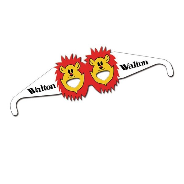 Promotional Lion Glasses - Paper Products