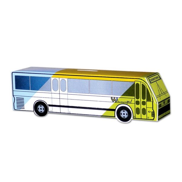 Promotional Large bus bank - Paper Products