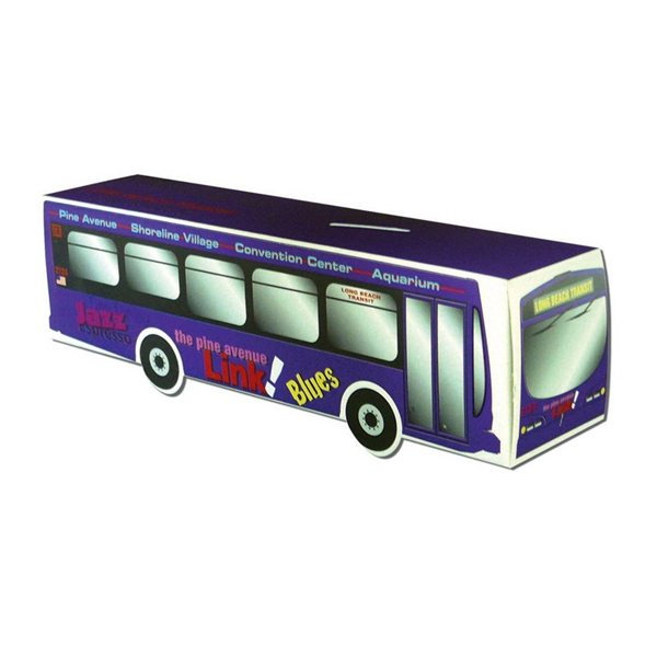 Promotional Bus bank - Paper Products