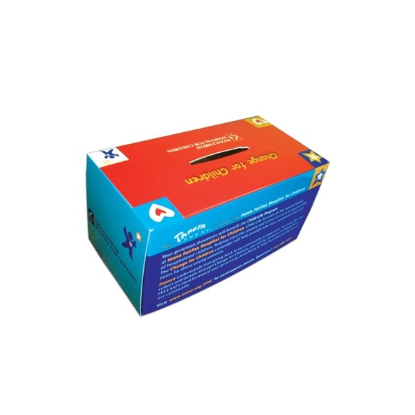Promotional Box Bank Large - Paper Products