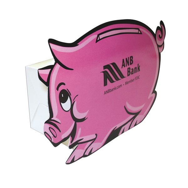 Promotional Piggy bank - Paper Products