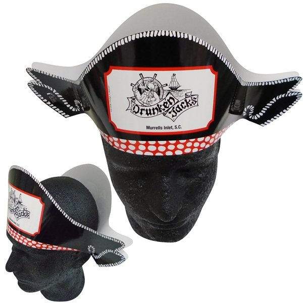 Promotional Pirate Hat - Paper Products
