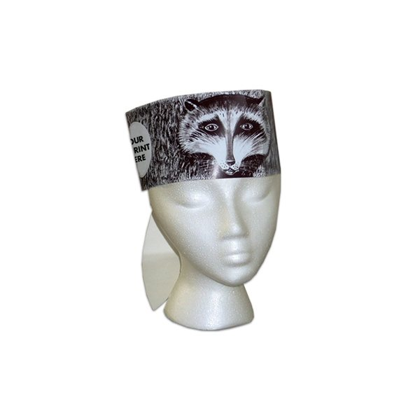 Promotional Racoon Hat - Paper Products