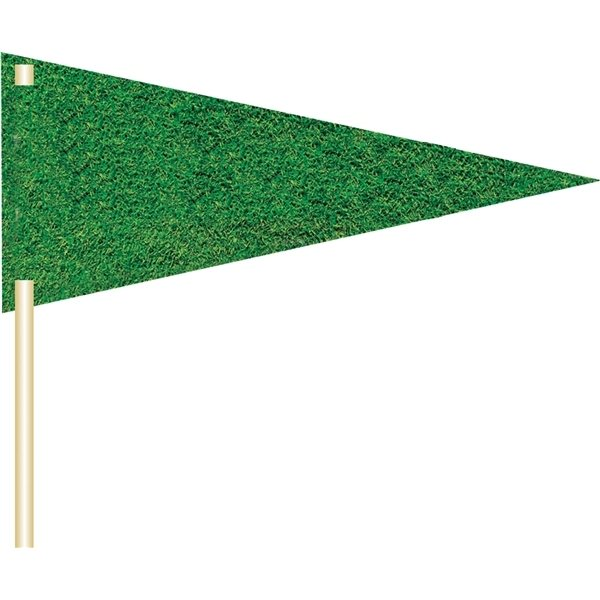 Promotional Small Pennant - Paper Products