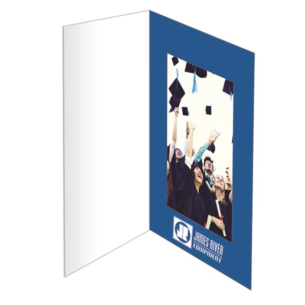 Promotional 4 x 6 Inside Photo Card - Paper Products