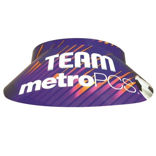 Promotional Sports Visor - Paper Products