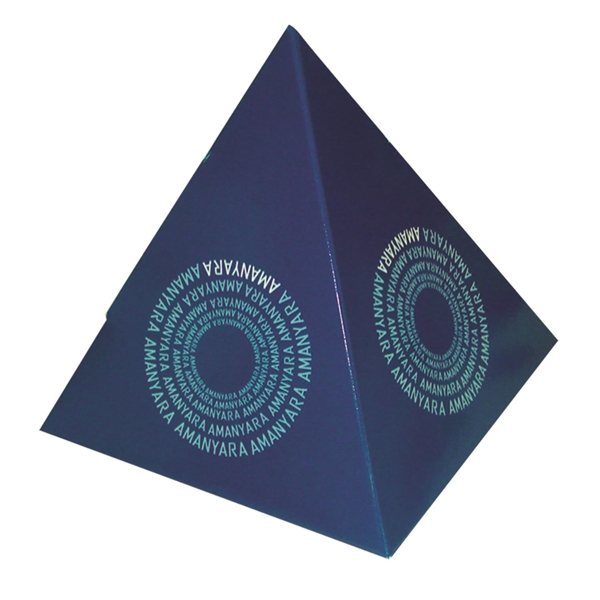 Promotional Mini Pyramid Box - Paper Products