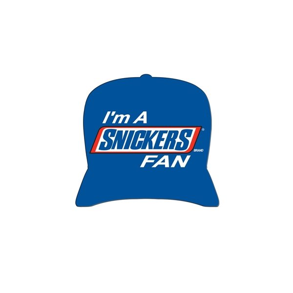 Promotional Baseball Cap Fan Without A Stick - Paper Products
