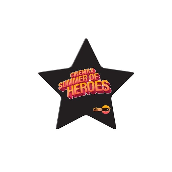 Promotional Star Fan Without A Stick - Paper Products