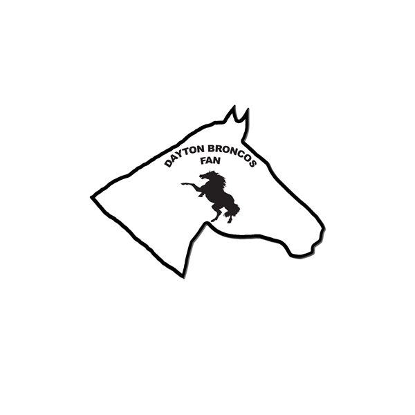 Promotional Horse Fan Without A Stick - Paper Products